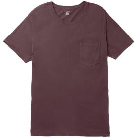 《期間限定セール開催中!》CLUB MONACO メンズ T シャツ ディープパープル XS コットン 100%
