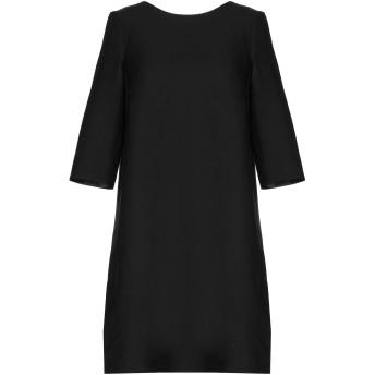 《セール開催中》ANNIE P. レディース ミニワンピース&ドレス ブラック 40 ナイロン 95% / ポリウレタン 5%