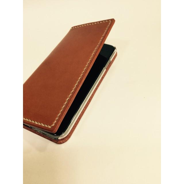 栃木レザーiPhone各種ケース い brownie(iPhone11対応可,無料刻印)