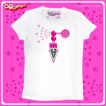 T-shirt【PERFUME by aquinon】/ Ladies
