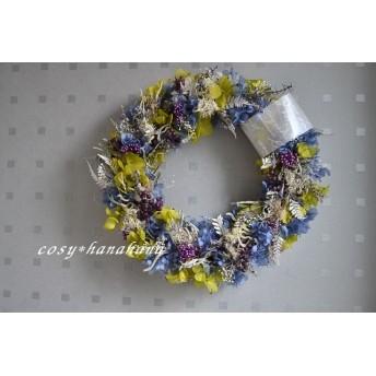 深い森の春wreath