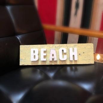 サインボード BEACH