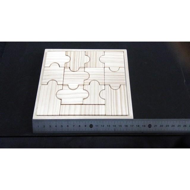木製パズル 作品番号 Vー13
