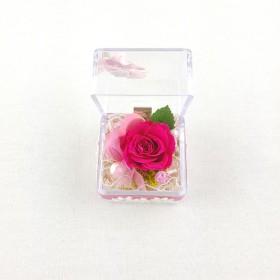 香りの小箱・ルージュピンク