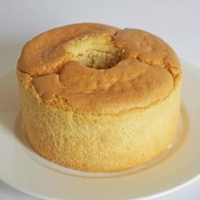 【グルテンフリー】京都産米粉のシフォンケーキ