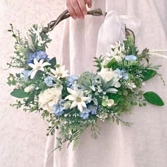 【1178】wreath bouquet/リースブーケ