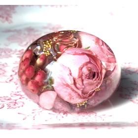 キュート型 オルゴナイト 優しいピンク