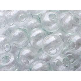 【直輸入】ガラスドーム 16mm ガラスドーム本体のみ 約100個セット