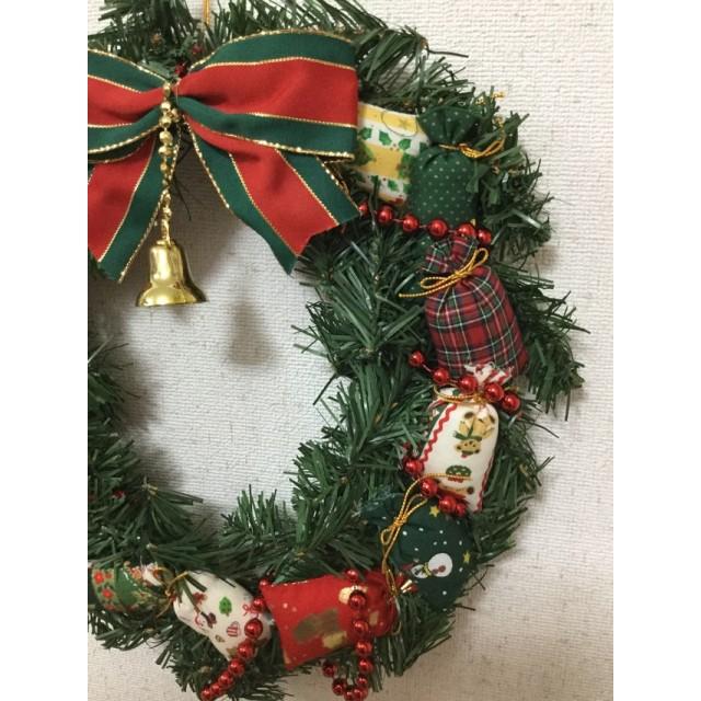 メリークリスマス ️あなたに贈るプレゼン トいっぱいリース