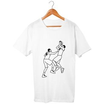 バスケ#11 Tシャツ 5.6oz