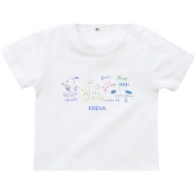 ★名入れオリジナルキャラTシャツ★トリイヌつなぎ