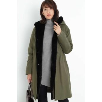 BOSCH 3WAYコート その他 コート,カーキ