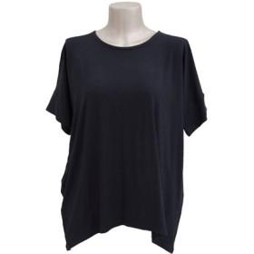 オーバーサイズTシャツ <ブラック>