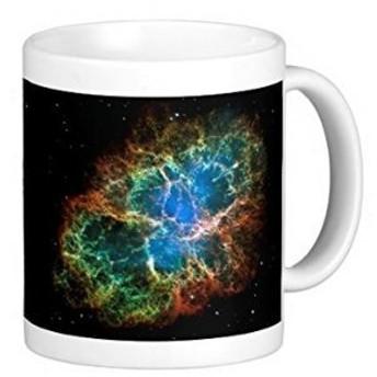 蟹星雲のマグカップ:フォトマグ(宇宙シリーズ)