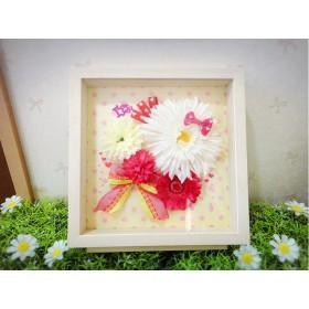 【20角サイズ】造花アート