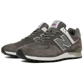 (NB公式)【ログイン購入で最大8%ポイント還元】 メンズ M576 PMG (グレー) スニーカー シューズ(Made in USA/UK) 靴 ニューバランス newbalance