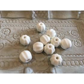 陶器製パーツ ホワイト