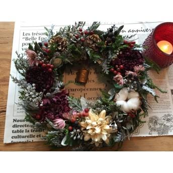 Sweet Flower Christmas(カウベル付き)