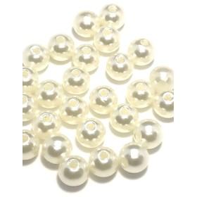 b-10 プラスチック 真珠パール (約30個/1玉11円) 10mm