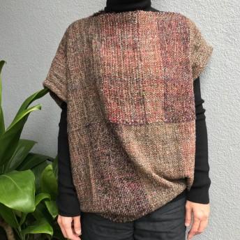 《期間限定 SALE》手織りセーター