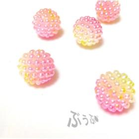トロピカルパールボール.桃