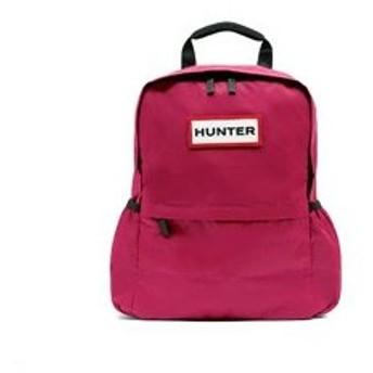 HUNTER/ハンター  ★★★オリジナル ナイロンスモールバックパック ブライトピンク UBB5028KBM-RBP