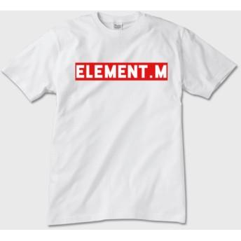 element.m Tシャツ