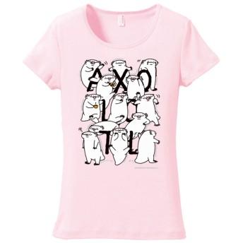 ウーパールーパー大好きTシャツ / AXOLOTL love T-shirt レディース