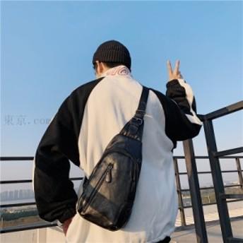 【送料無料】ボディバッグ メンズ ショルダーバッグ ワンショルダー バッグ ウエストバッグ ウエストポーチ ボディ バッグ