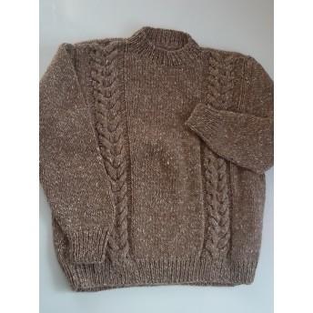 手編みセータ L