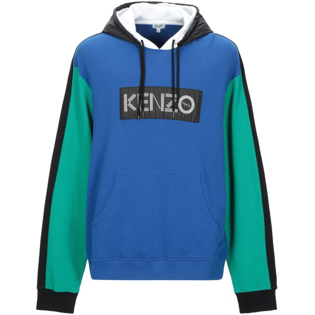 《セール開催中》KENZO メンズ スウェットシャツ パステルブルー XL コットン 100% / ポリエステル