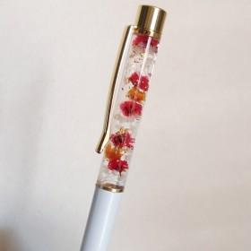 Hippo's ハーバリウムボールペン