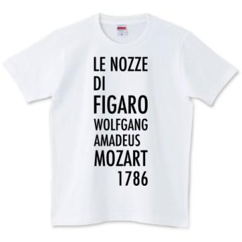 歌劇《フィガロの結婚》Tシャツ