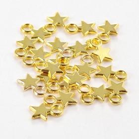 50個 星のキラキラスターチャーム