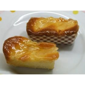 リンゴのミニパウンドケーキ6個入れ