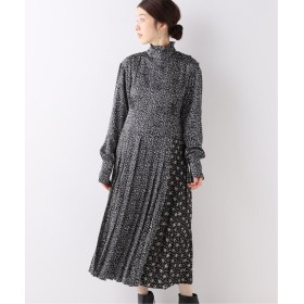 FRAMeWORK 【ANDERSSON BELL】 HIGHNECK DRESS ブラック フリー