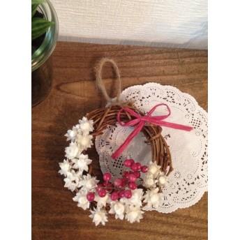 【再販なし 特別企画9】flower wreath
