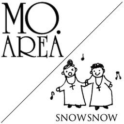 Mo Area Snowsnow オリジナルポーチ 通販 Lineポイント最大1 0 Get Lineショッピング 公式