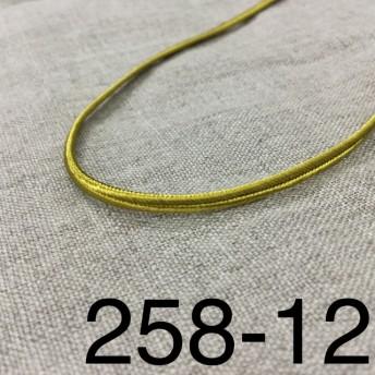 T258-12 レーヨン蛇腹コード 6m