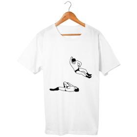 プロレスTシャツ エルボードロップ 5.6oz
