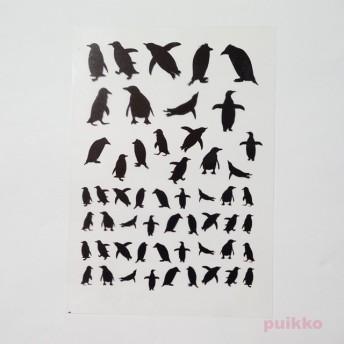 ペンギン レジン封入用フィルム