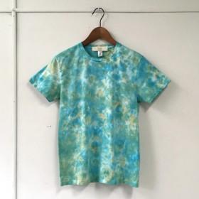 [Mサイズ]染め 染色 Tシャツ:TS-595