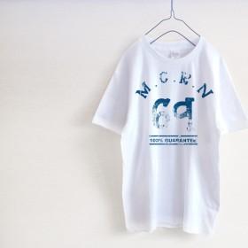 ビンテージタイポ「69」 シンプルTシャツ