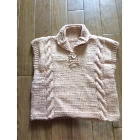送料無料 コットンの子供用セーター