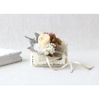 flower×card holder