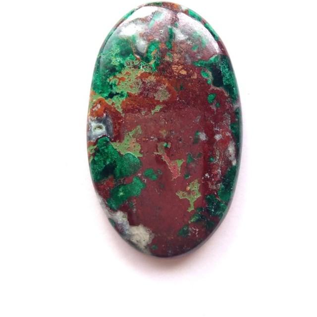 天然石ルース*クリソコラa