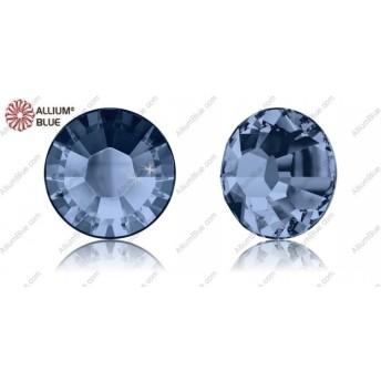 【スワロフスキー#2038】10粒 XILION Rose ラインストーン ホットフィックス SS6 モンタナ (207) 裏面シルバーフォイル