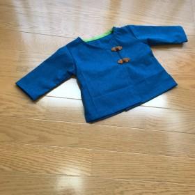 70-80 赤ちゃんシャツ 男女共用