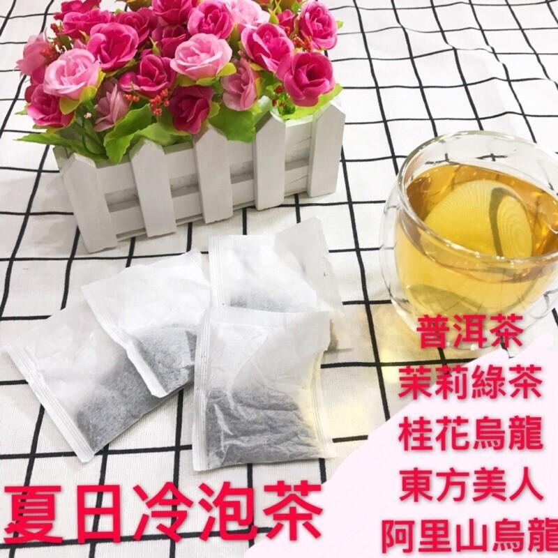 雋美佳冷泡茶包 夏日首選 茉莉綠茶包 3.5g/包