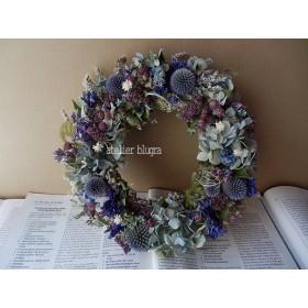 八ヶ岳〜Blue AutumnWreath Ver2